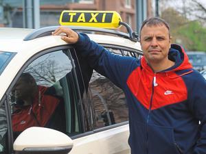 Herford: Herfords Taxifahrer warten auf die Spritze