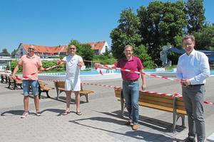 OWL: Freibad öffnet für 200 Gäste